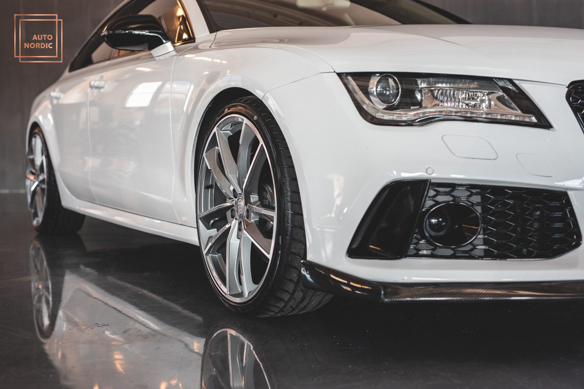 Audi A7 RS7 Style